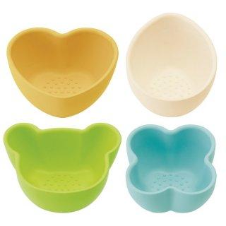 ベビー用 離乳食小鉢セット【ベビー用品】 キャンディカラー/BBLS1Q_380679