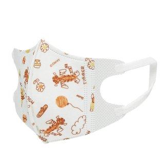 子供用立体マスク(S) [5枚入り] ディズニー くまのプーさん/MSKB1_385841