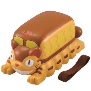 子供用 立体 弁当箱 460ml となりのトトロ ネコバス|電子レンジ対応/DLB6_386671