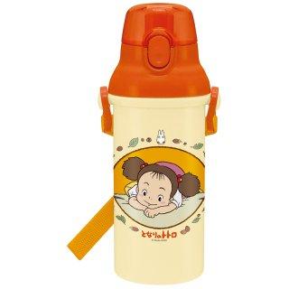直飲み プラスチック水筒 480ml となりのトトロ メイ|食洗機対応|子供用/PSB5SAN_406812