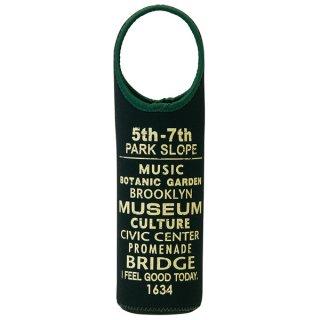 ●ブルックリン●ウエット素材ペットボトルカバー[500ml対応]/WSPB8_425196