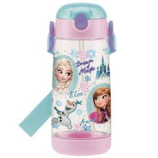 ワンプッシュ ストローボトル 480ml アナと雪の女王19|子供用/PDSH5_441479