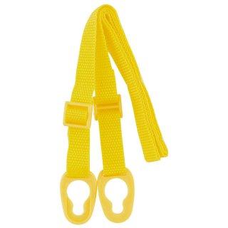 PSB5 / FKDS4 プラスチック直飲み水筒用 肩ベルト(黄色)/318696