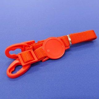 SDS4R / SKDS4R  肩ベルト(赤・キティくまとりぼん)ダイレクトステンレスボトル400ml用/319983