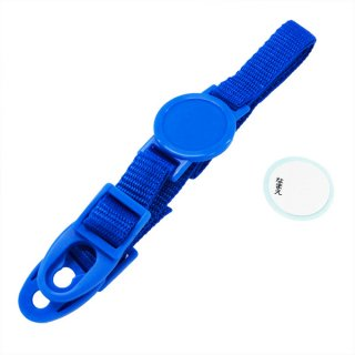 SDC4/SKDC4用肩ベルト(ブルー)ワンプッシュダイレクトボトル用 P-SDC4-SB/342295