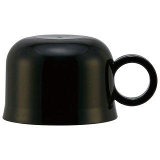 SKC6/SKDC6用 コップ 2WAYステンレスボトル用(黒) P-SKDC6-K/446986