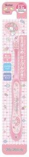 歯ブラシ乳児用 マイメロディ フラワーリース/TB4S_452468