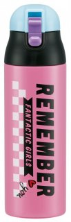 ワンプッシュステンマグボトル POPロゴ(REME/SDPC5_485237