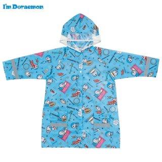 ランドセルやリュックを背負えるレインコート I'm Doraemon(アイム ドラえもん) ひみつ道具/RACO1N_493102