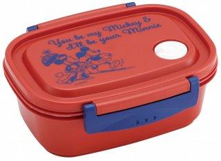 ラク軽弁当箱M 550ml ミッキーマウス/XPM4_495472