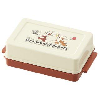 定量カッティング付バターケース チップ&デール クッキング/BTG1_498473