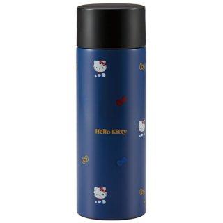 超軽量コンパクトステンマグボトル 350ml ハローキティ ドットステッチ/SMBC4B_504198