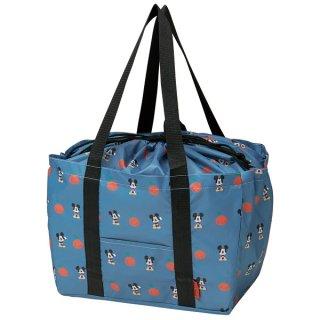 レジかご用バッグ 巾着式 ミッキーマウス/KBR44_500473