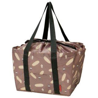 レジかご用バッグ 巾着式 チップ&デール/KBR44_500497