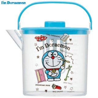 茶漉し付冷茶ポット 1.2L I'm Doraemon(アイム ドラえもん) ひみつ道具/CM10_498879