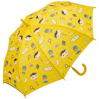 【同梱不可・送料770円】子ども用キャラクター傘(55cm) おしりたんてい/UB1N_501951