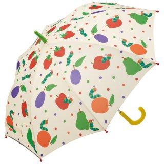 【同梱不可・送料770円】子ども用キャラクター傘(55cm) はらぺこあおむし/UB1N_503696