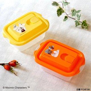エアー弁ふわっと保存容器M ムーミン カラー/FCNF1W_506048