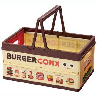 折りたたみ収納ボックス バーガーコンクス ミックス/BWOT13_528668