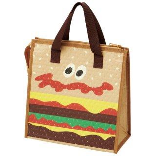 不織布保冷バッグ バーガーコンクス ハンバーガー/FBC1_528705