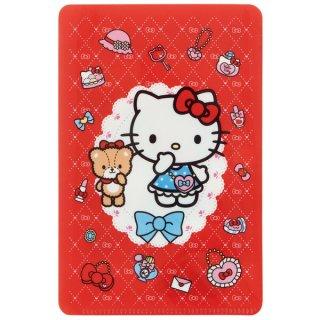 子供用マスク携帯ケース ハローキティ おしゃれガール/MKC2_529436