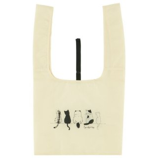 ショッピングバッグ ニャンダフルデイズ/KBSDL1_505775