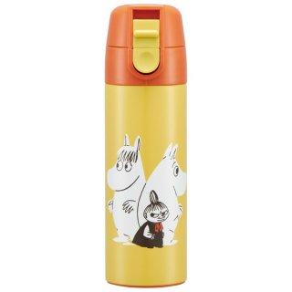 ワンプッシュプチステンレスマグボトル 140ml ムーミン カラー/SMBC1D_524837