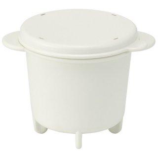 カップケーキメーカー 2個セット パウダーパステル アイボリー(ホワイト)/CCM1_534034