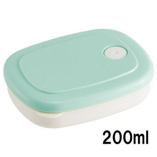 ごはん冷凍作りおき容器[S] 200ml パウダーパステル グリーン/SLG1_535932