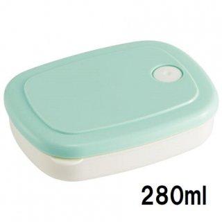 ごはん冷凍作りおき容器[M] 280ml パウダーパステル グリーン/SLG2_535994