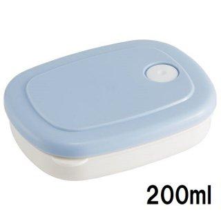 ごはん冷凍作りおき容器[S] 200ml パウダーパステル ブルー/SLG1_535949