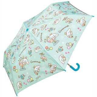 子ども用折りたたみ傘 サンリオ シナモロール おやつタイム/UBOT1_538872