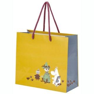 【2枚以上からご注文可能】持ち手つきペーパーランチバッグ(紙バッグS) ムーミン/MOOMIN/PABG1_540264