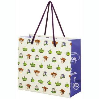 【2枚以上からご注文可能】持ち手つきペーパーランチバッグ(紙バッグS) トイストーリー/PABG1_536694
