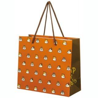 【2枚以上からご注文可能】持ち手つきペーパーランチバッグ(紙バッグS) チップ&デール/PABG1_536687