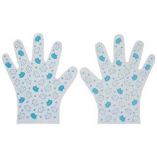 使い捨て手袋(大人用)[20枚]/ポリエチレン手袋 ねこっと/GRPE2_535468