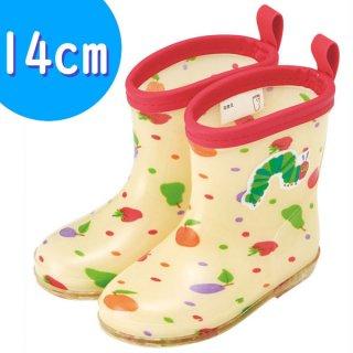 キッズレインブーツ(長靴) 14cm はらぺこあおむし/RIBT1_523267