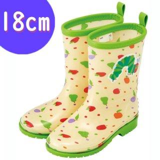 キッズレインブーツ(長靴) 18cm はらぺこあおむし/RIBT3_523328