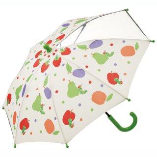 【同梱不可・送料770円】子ども用傘(35cm) はらぺこあおむし/UB0_524974