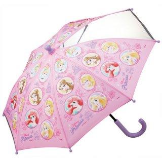 【同梱不可・送料770円】子ども用傘(35cm) ディズニー プリンセス/UB0_535505