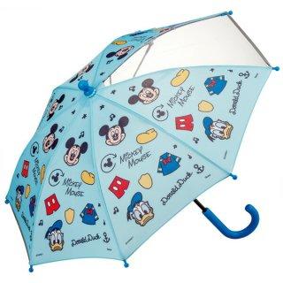 【同梱不可・送料770円】子ども用傘(35cm) ディズニー ミッキーマウス/UB0_535512
