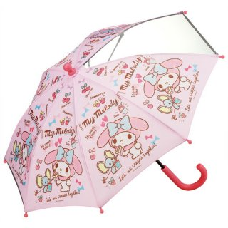 【同梱不可・送料770円】子ども用傘(35cm) サンリオ マイメロディ おやつタイム/UB0_538537