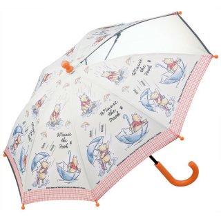 【同梱不可・送料770円】子ども用傘(35cm) ディズニー POOH RAIN /くまのプーさん レイン/UB0_542626