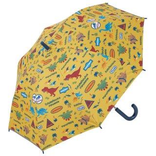 子供用 晴雨兼用傘(50cm) ディノサウルス ジュラシック(恐竜柄)【同梱不可・送料770円】/UBSR2_541780