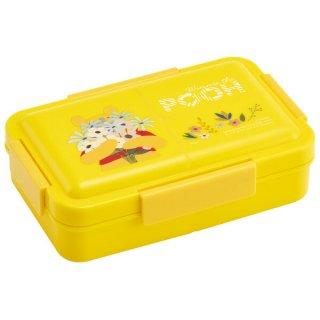 抗菌パッキン一体型4点ロックふわっと弁当箱 容量850ml くまのプーさん/Pooh ブルームス/PALT9AG_518904