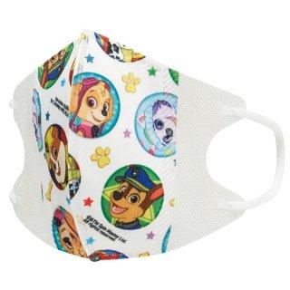 子ども用 不織布 立体マスク[10枚入] パウ・パトロール21/MSKS3_546006