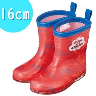 キッズレインブーツ(長靴) 16cm トム&ジェリー トムとジェリー/RIBT2_547102