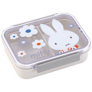 【保存容器】食洗機対応タイトウェア 550ml ミッフィー モノトーン フラワー/PM4CA_549335
