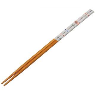 菜箸 33cm ミッフィー モノトーン フラワー/AT10_549366