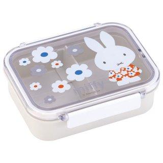 【保存容器】食洗機対応タイトウェア 430ml ミッフィー モノトーン フラワー/PM3CA_549328